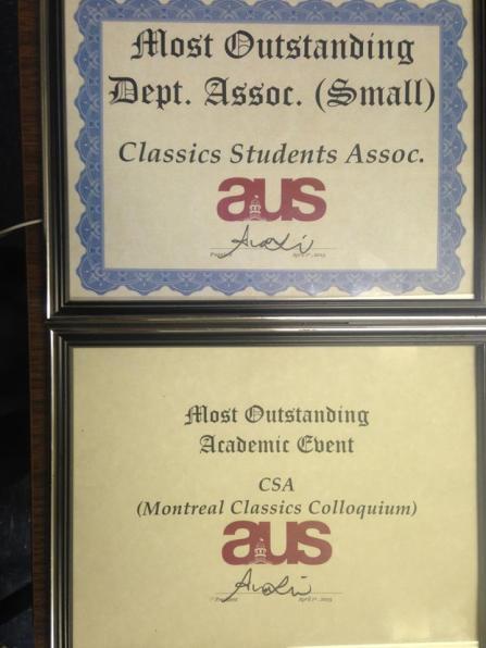 AUS Awards 2015